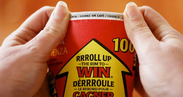 Roll Up the Rim to Win needs an environmental reboot
