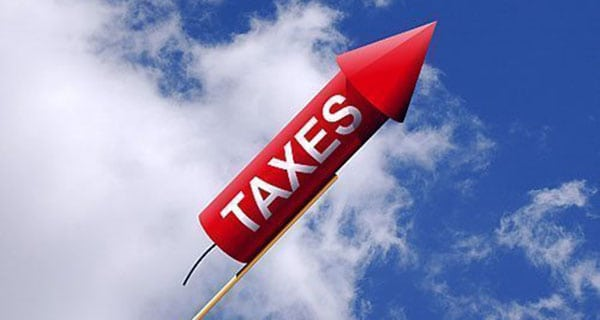 Alberta no longer respects its taxpayers