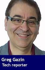 Greg Gazin on the roku smart led tv