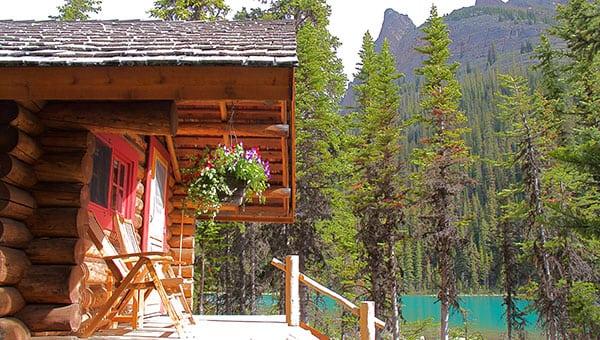 Lake O'Hara Lodge: a timeless Rocky Mountain beauty