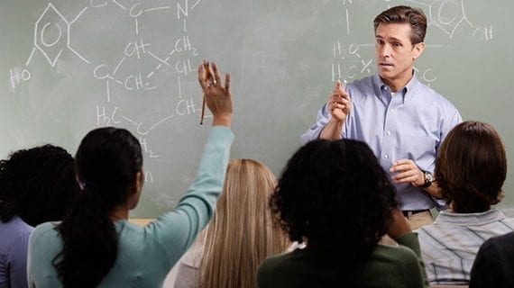 Teacher competence in the subject they teach critical to learning