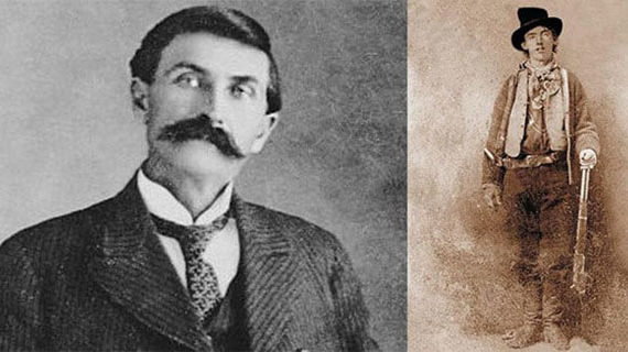 The man who shot Billy the Kid