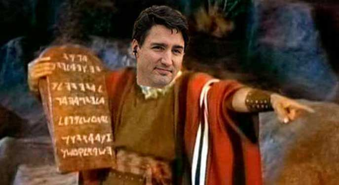 Trudeau's wrong-headed approach to climate change