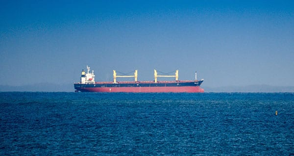 Oil tanker moratorium drives a deep wedge