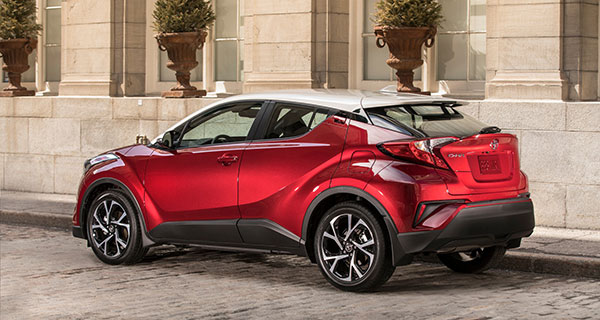 Toyota C-HR is far too cute and painfully impractical