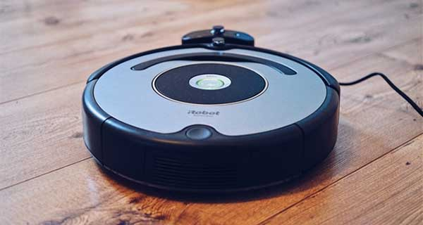 A robotic vacuum can put your goals for the new year in perspective