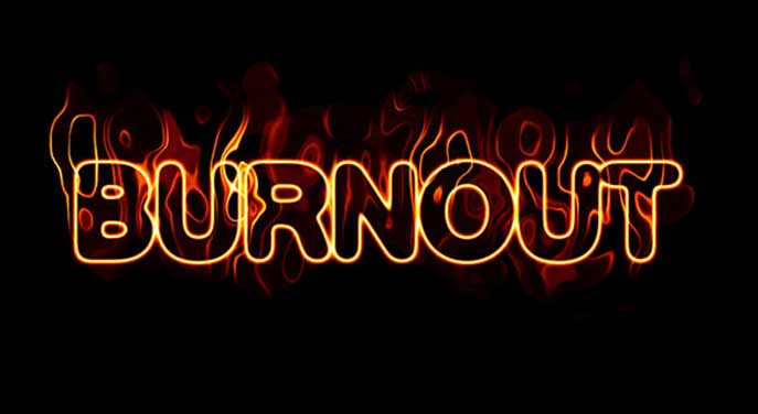 Are you suffering career burnout?