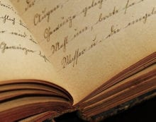 The fine (and disappearing) art of handwriting