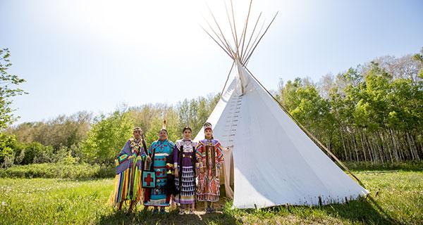 Blackfoot Crossing Historical Park
