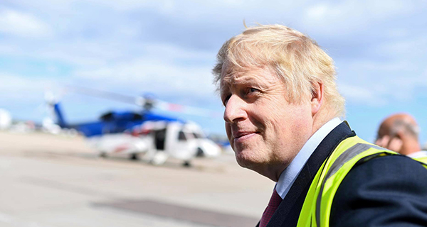 Johnson shows he's prepared to force Brexit endgame