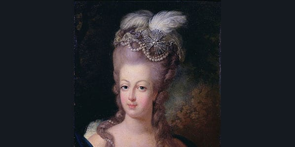 Charmed life of Marie Antoinette came to dismal end