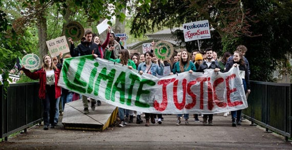 Fight climate extremists before they upend society