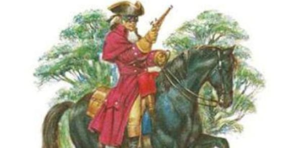 The enduring romance of the highwayman