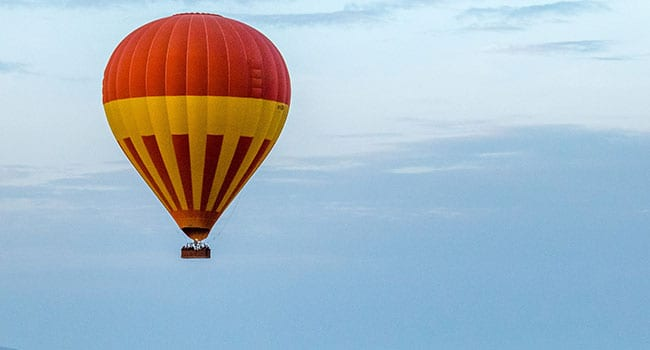 The sky's the limit for helium industry