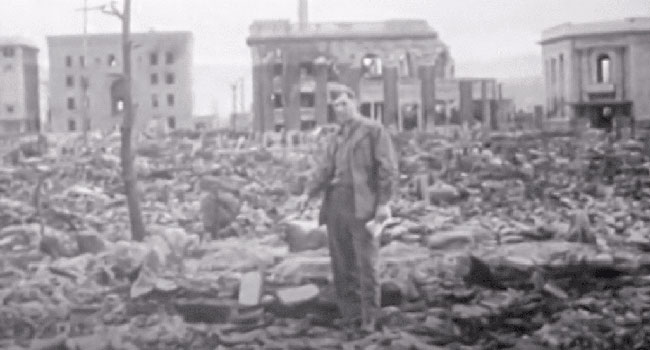 The building of the Atomic Bomb Part 4