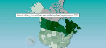Reduce income taxes to spur Nova Scotia's recovery