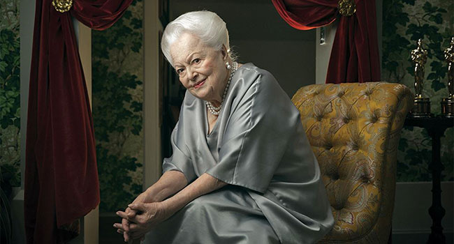 Olivia de Havilland was more than an actress