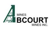 Financing of $6,5 M Completed with The Royal Bank of Canada for the Development of The Sleeping Giant Mine