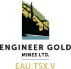 Engineer Gold Mines Acquires Surface Rights to Mining Camp