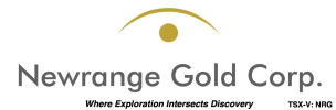 Newrange Gold Commences Diamond Drilling and Expands IP Survey at Pamlico Project