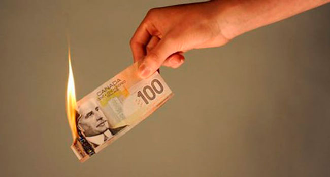 Bad budget decisions make Canada vulnerable