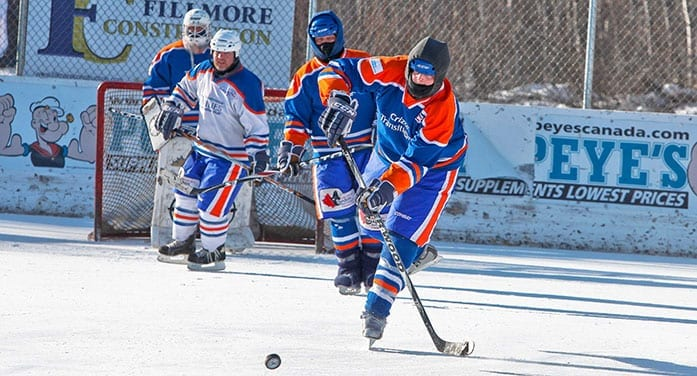 World's Longest Hockey Game moving cancer research closer to goal