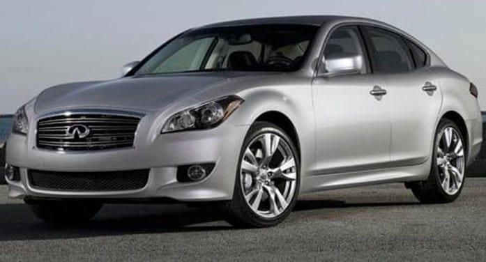 Buying used: 2011 Infiniti M sedans have plenty of jump