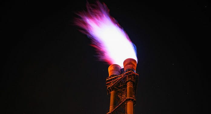 natural gas oil industry