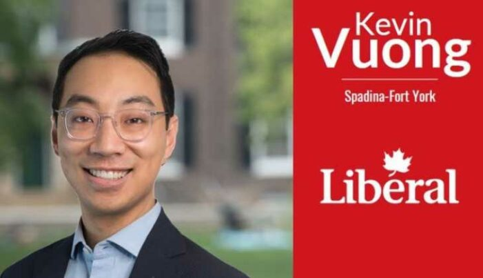 Could Kevin Vuong be expelled from the House of Commons?